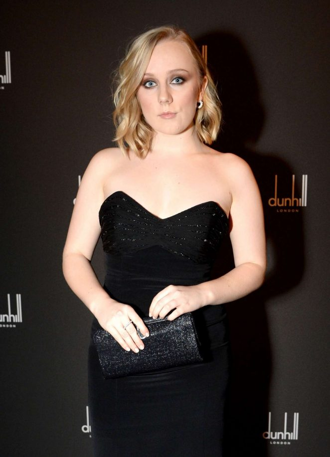 Alexa Davies - Dunhill and GQ Pre-BAFTA Filmmakers Dinner and Party in London