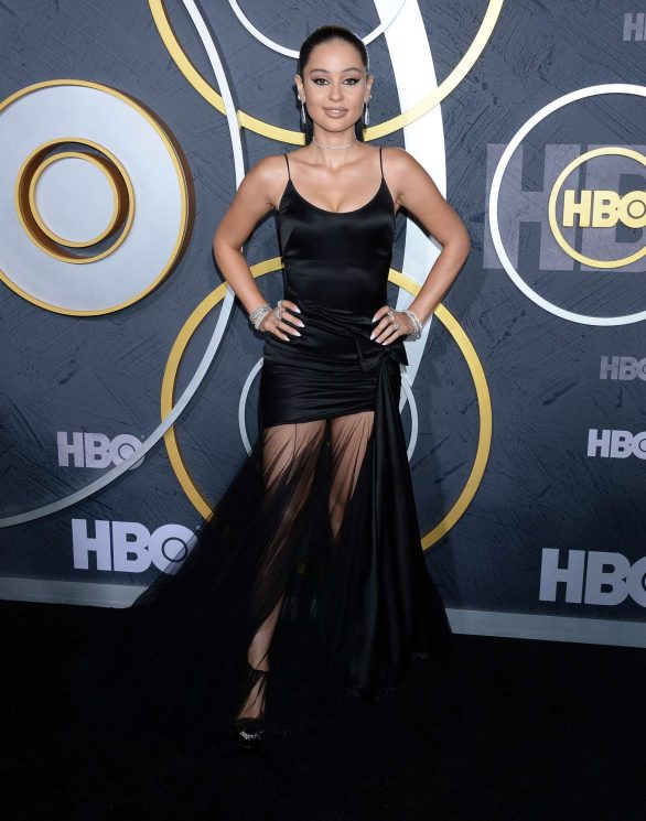 Alexa Demie - HBO Primetime Emmy Awards Afterparty in Los Angeles