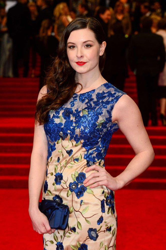 Alexa Morden - 2017 British Academy Film Awards in London