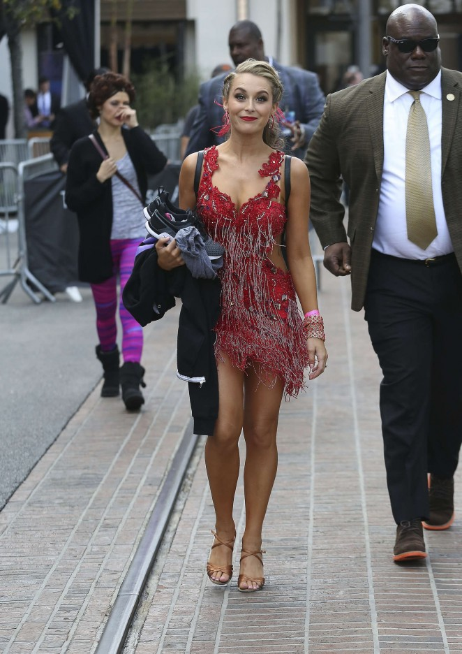 Alexa Pena: Dancing With the Stars at The Grove -05