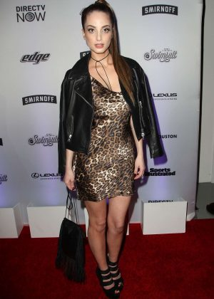 Alexa Ray Joel - Sports Illustrated Swimsuit Edition Launch Event in NY