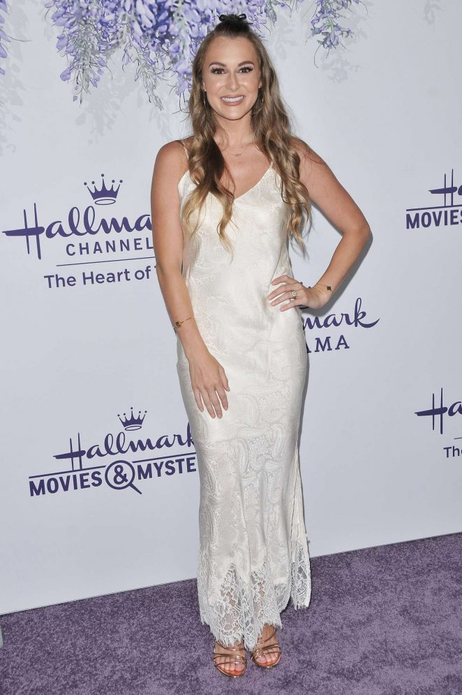 Alexa Vega - 2018 Hallmark's Evening Gala TCA Summer Press Tour in LA