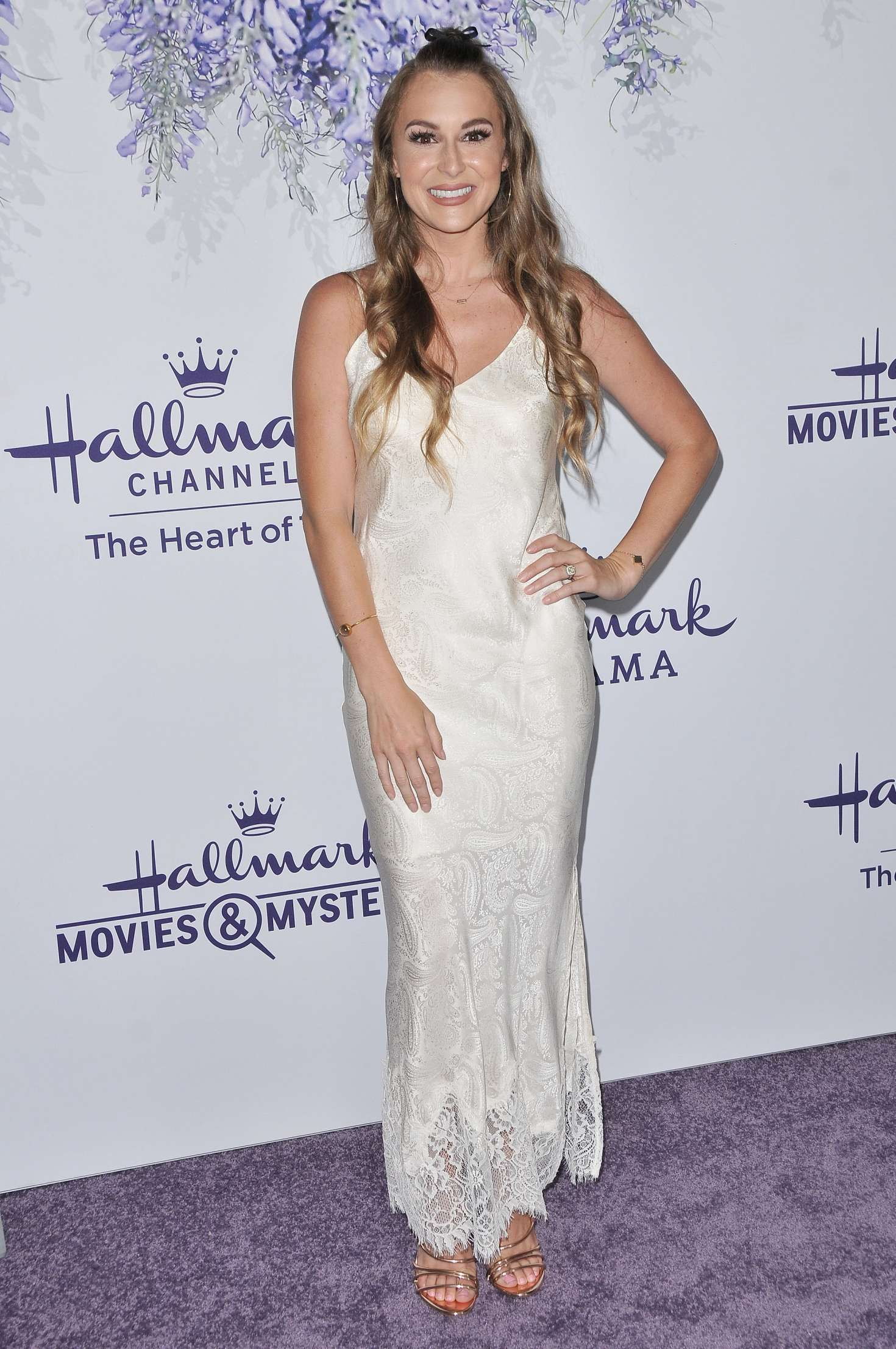 Alexa Vega - 2018 Hallmark's Evening Gala TCA Summer Press Tour in LA