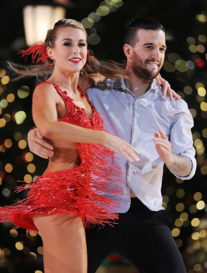 Alexa Vega at Dancing With The Stars Live Finale Show in LA