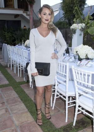 Alexa Vega - Just Jared Dinner Party in Malibu