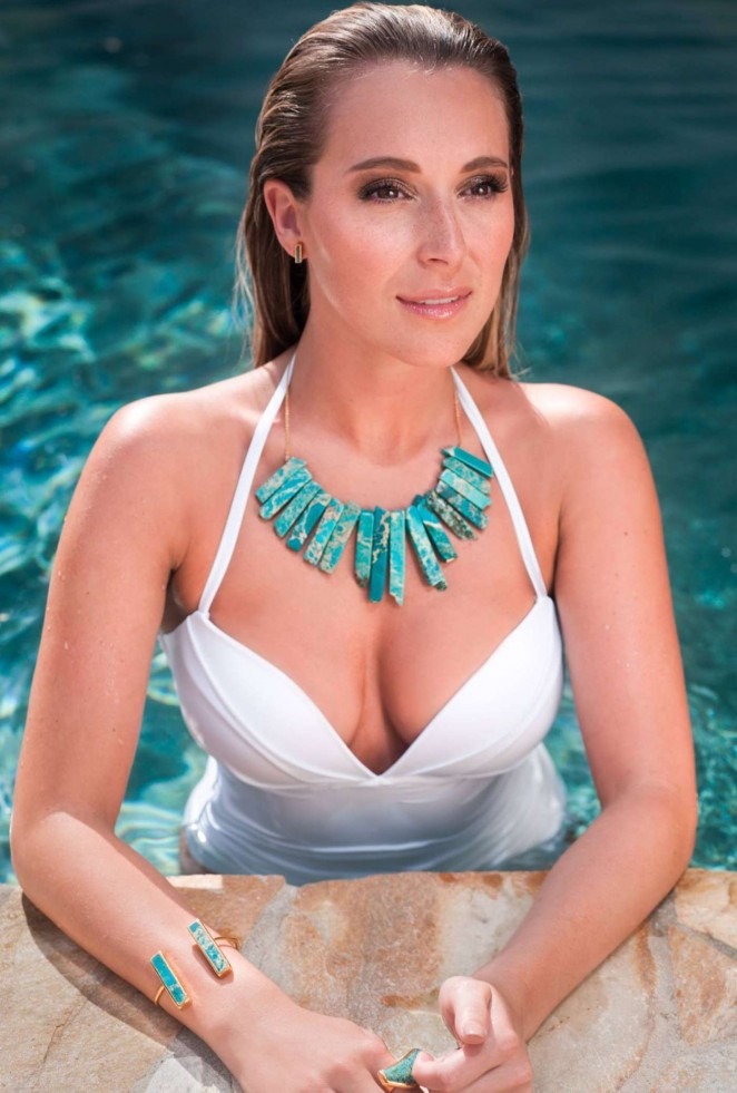 Alexa Vega - Robyn Rhodes Jewelry's SS 2016 Collection