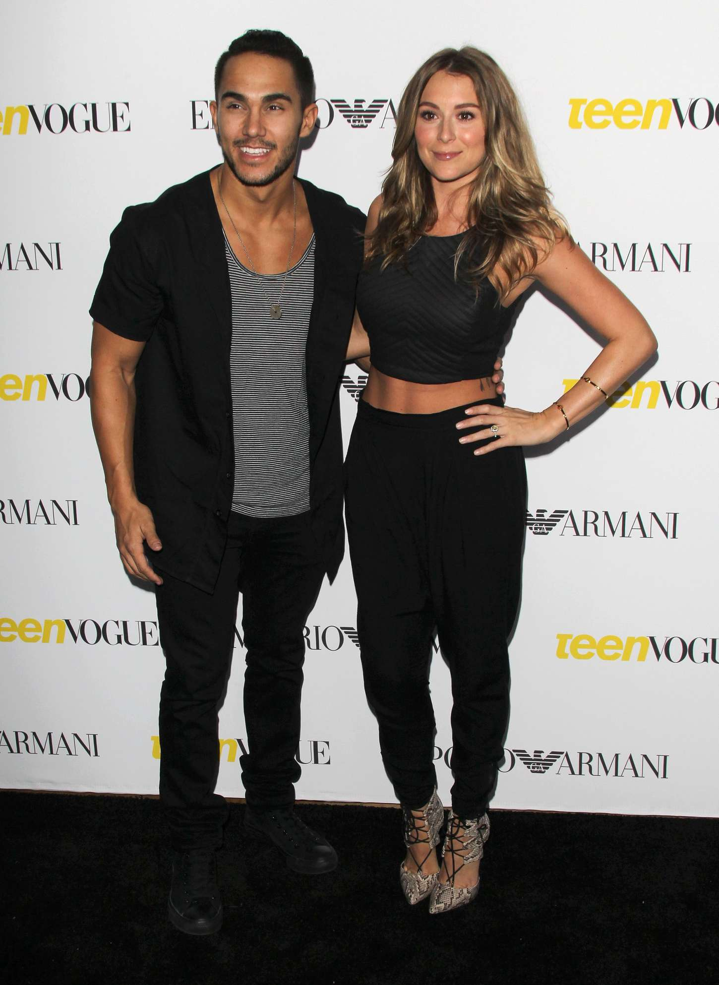 Alexa Vega 2015 : Alexa Vega: 2015 Teen Vogue Young Hollywood Party -04