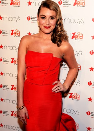 Alexa Vega - The American Heart Association's Go Red For Women Red Dress Collection 2016 in NYC