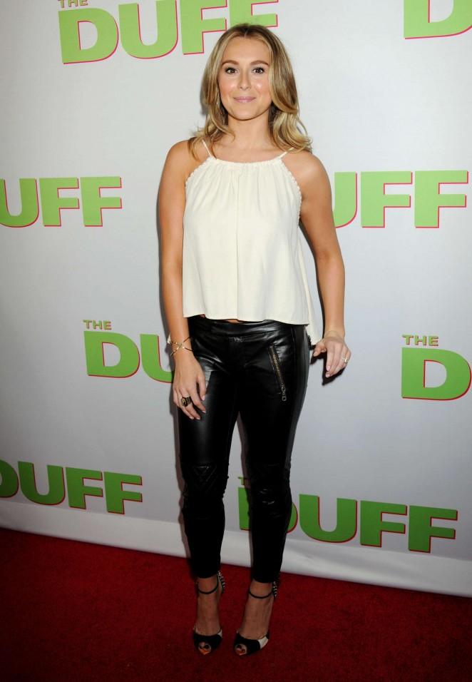 "Alexa Vega - ""The Duff"" Premiere in Los Angeles"