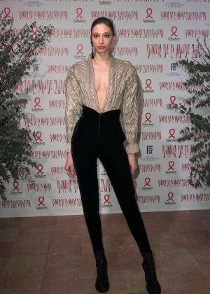 Alexandra Agoston – 2018 Sidaction Gala in Paris