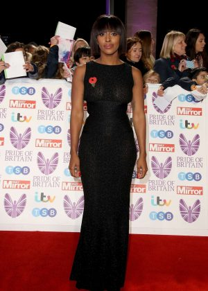 Alexandra Burke - Pride of Britain Awards 2018 in London