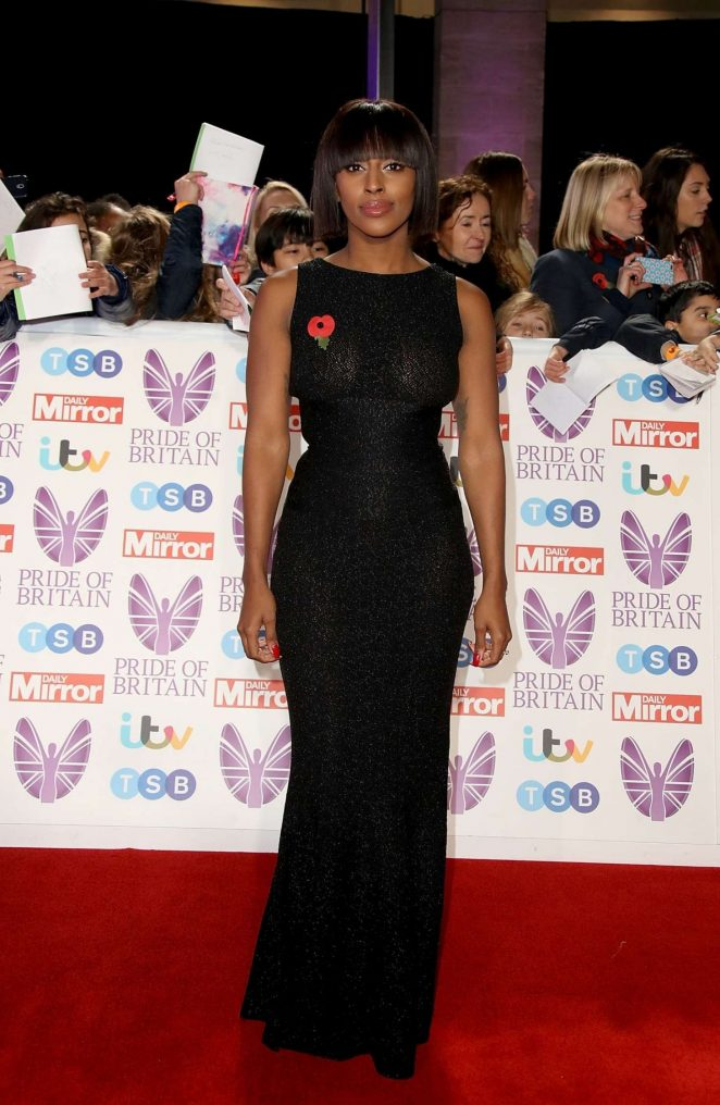 Alexandra Burke – Pride of Britain Awards 2018 in London
