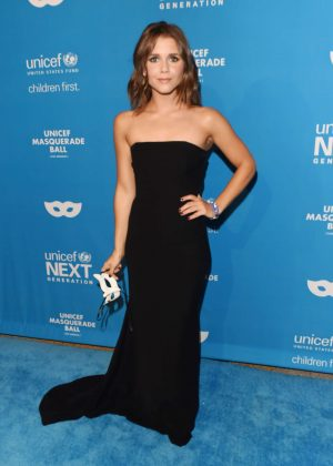 Alexandra Chando - 2016 UNICEF Masquerade Ball in Los Angeles