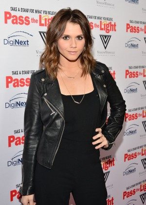"Alexandra Chando - ""Pass The Light"" Premiere in Hollywood"