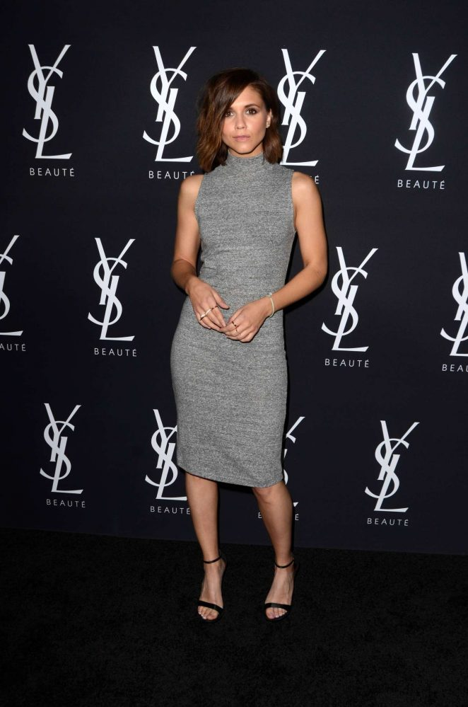 Alexandra Chando - Yves Saint Laurent Beauty in West Hollywood