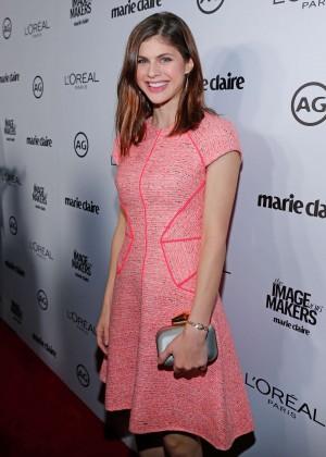 Alexandra Daddario: 2016 Marie Claire Image Maker Awards -01