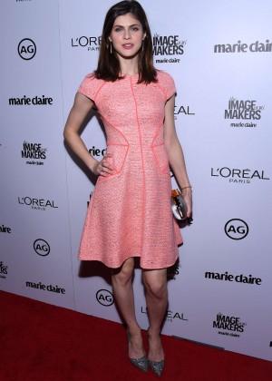 Alexandra Daddario: 2016 Marie Claire Image Maker Awards -03