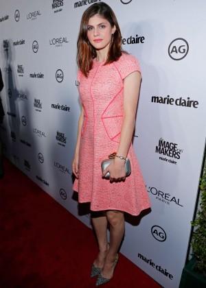 Alexandra Daddario: 2016 Marie Claire Image Maker Awards -04