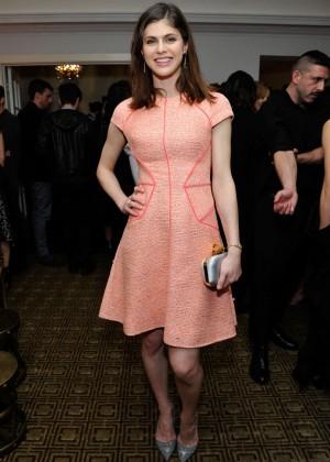 Alexandra Daddario: 2016 Marie Claire Image Maker Awards -06