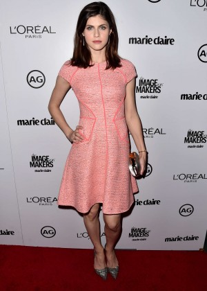 Alexandra Daddario - 2016 Marie Claire Image Maker Awards in Los Angeles