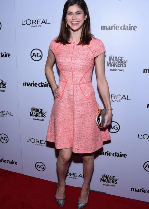 Alexandra Daddario: 2016 Marie Claire Image Maker Awards -08