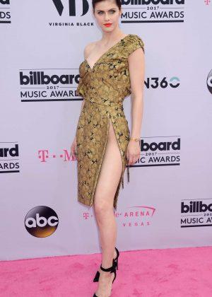 Alexandra Daddario - 2017 Billboard Music Awards in Las Vegas
