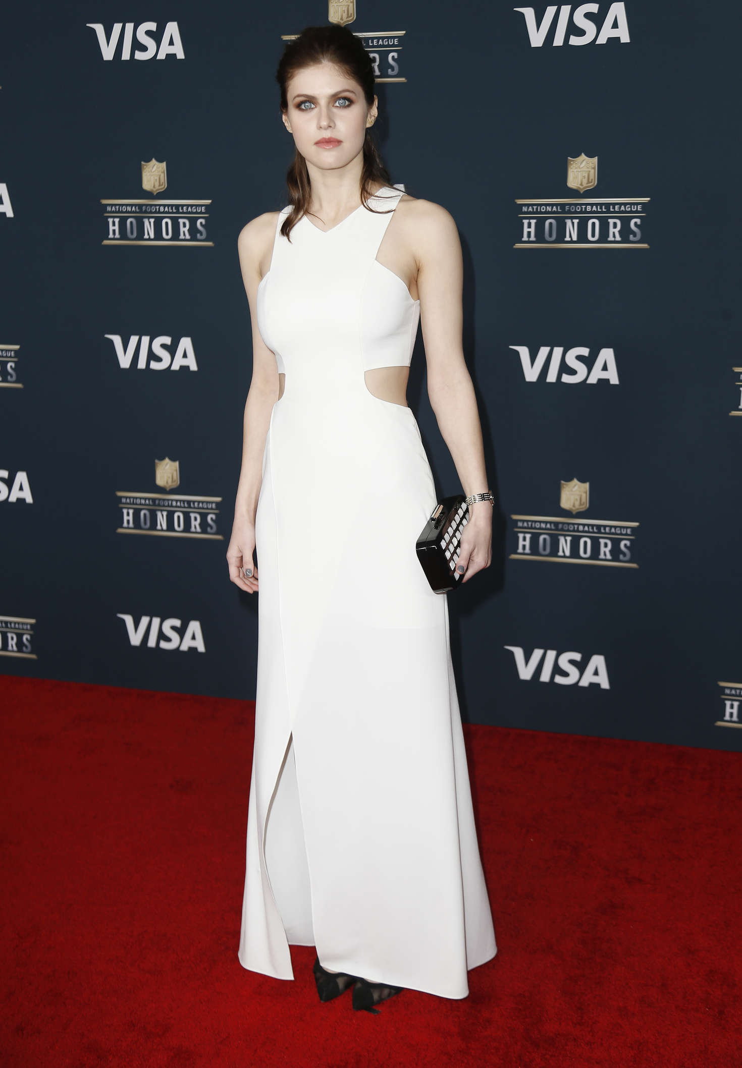 Alexandra Daddario - 2017 NFL Honors in Houston