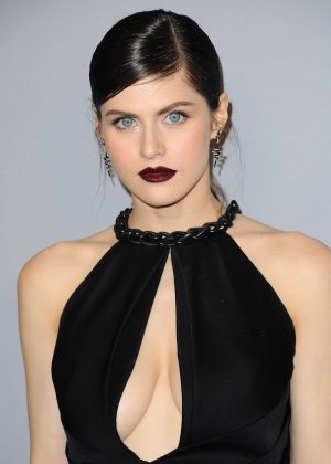 Alexandra Daddario - 2018 InStyle and Warner Bros Golden Globes After Party in LA