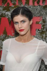 Alexandra Daddario - 2019 InStyle and Max Mara Women In Film Celebration in Los Angeles