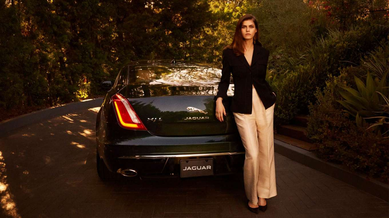 Alexandra Daddario 2019 : Alexandra Daddario – 2019 Jaguar XJ Collection Ads-02