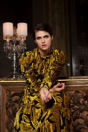 Alexandra Daddario - Alice Nella Citta Film Festival Portraits by Riccardo Ghilardi