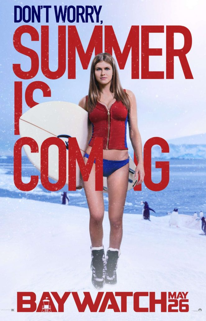 Alexandra-Daddario:-Baywatch-Poster--01-