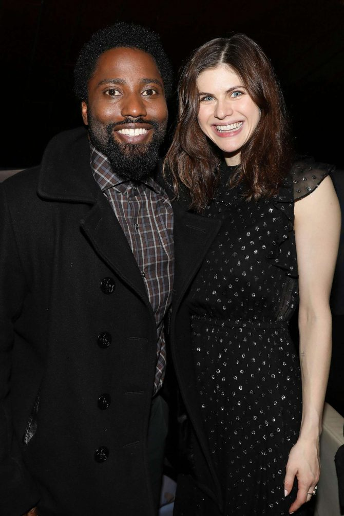 Alexandra Daddario – 'BlackkKlansman' Special Screening in New York