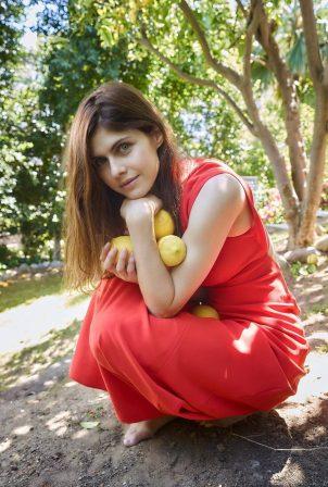 Alexandra Daddario by Jim Krantz Photoshoot (May 2020)