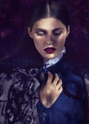 Alexandra Daddario - Flaunt Magazine (July 2015)