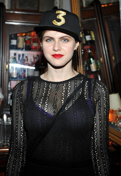 Alexandra Daddario - GQ & Chance The Rapper Grammys After Party in LA