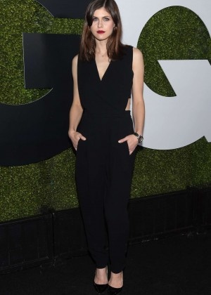 Alexandra Daddario - GQ Men Of The Year Party 2015 in LA