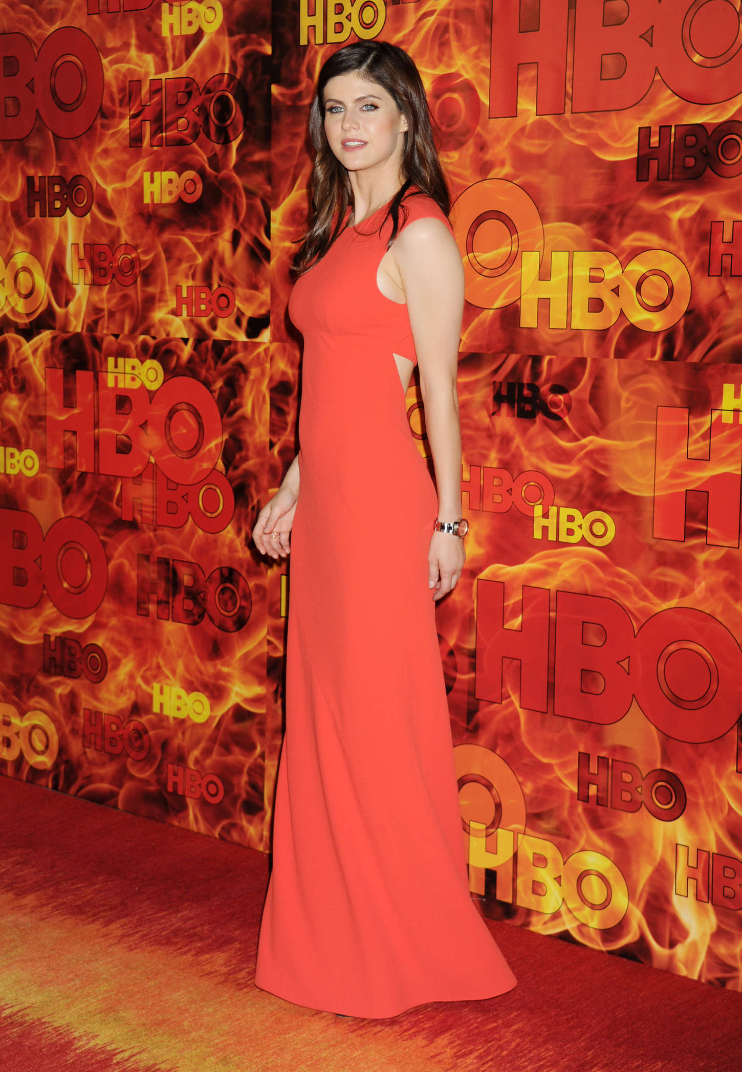 Alexandra Daddario - HBO's Official 2015 Emmy After Party in LA
