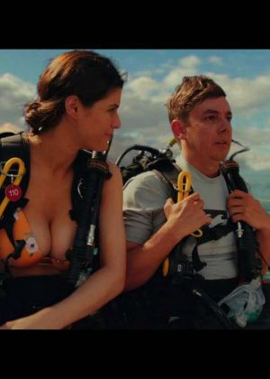 Alexandra Daddario in Bikini