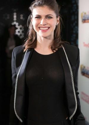 Alexandra Daddario: MARVEL Avengers Academys Party -02