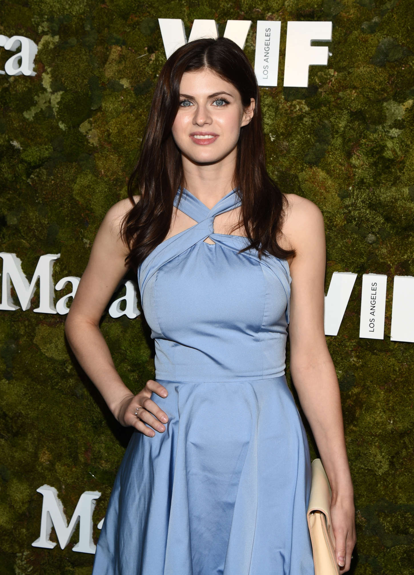 Alexandra Daddario - Max Mara Women In Film Face Of The Future Award Event 2015 in West Hollywood