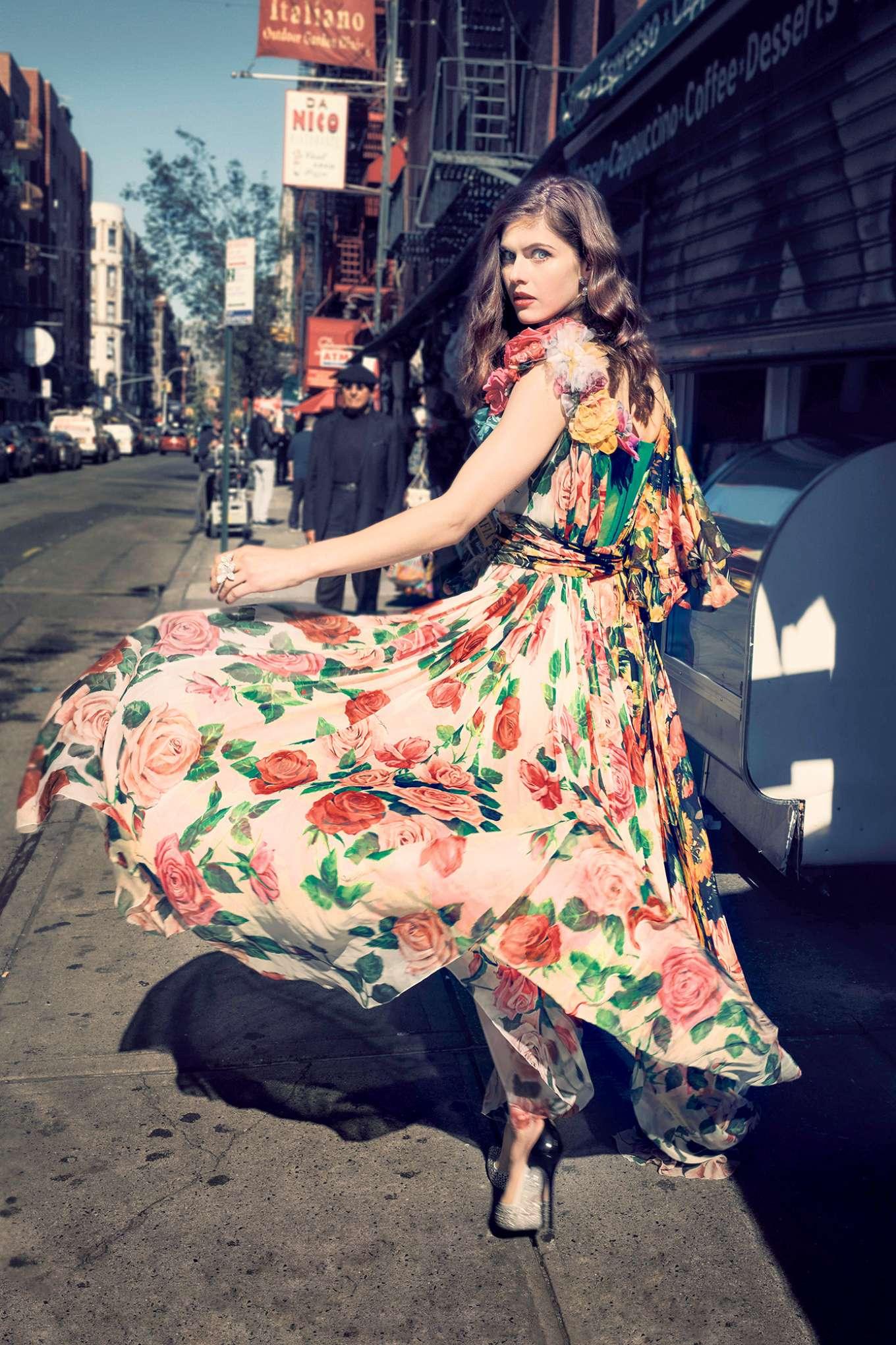 Alexandra Daddario 2019 : Alexandra Daddario – New York Post Photoshoot by Christopher Cameron 2019-02