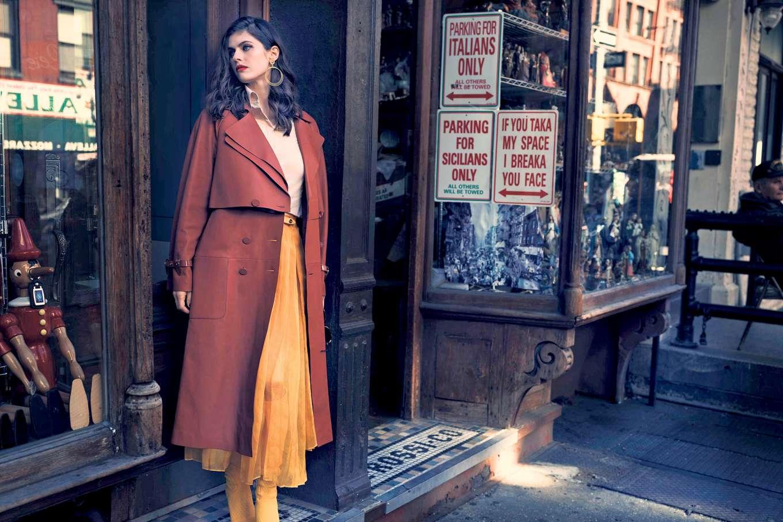 Alexandra Daddario – New York Post Photoshoot by Christopher Cameron 2019-03