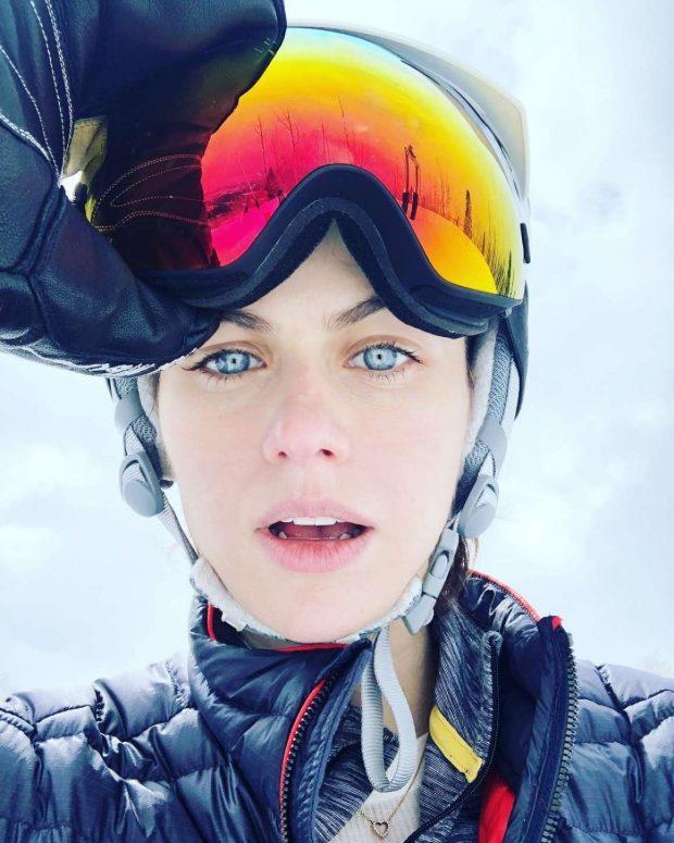 Alexandra Daddario - Personal Pics