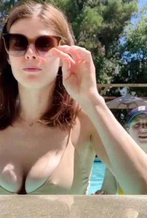 Alexandra Daddario - Social media