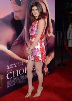 Alexandra Daddario - 'The Choice' Screening in Los Angeles