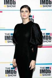 Alexandra Daddario - Visits The IMDB Show in Studio City