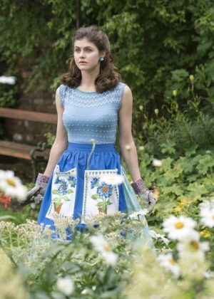 Alexandra Daddario - 'We Have Always Lived in the Castle' 2018 - Promotional Stills