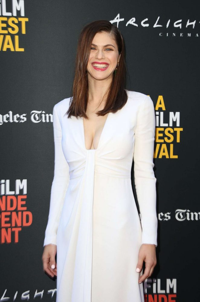 Alexandra Daddario - 'We Have Always Lived In The Castle' Screening at 2018 LA Film Festival