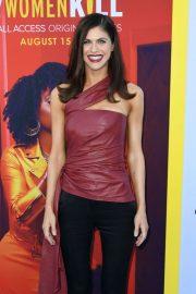 Alexandra Daddario - 'Why Women Kill' Premiere in Los Angeles